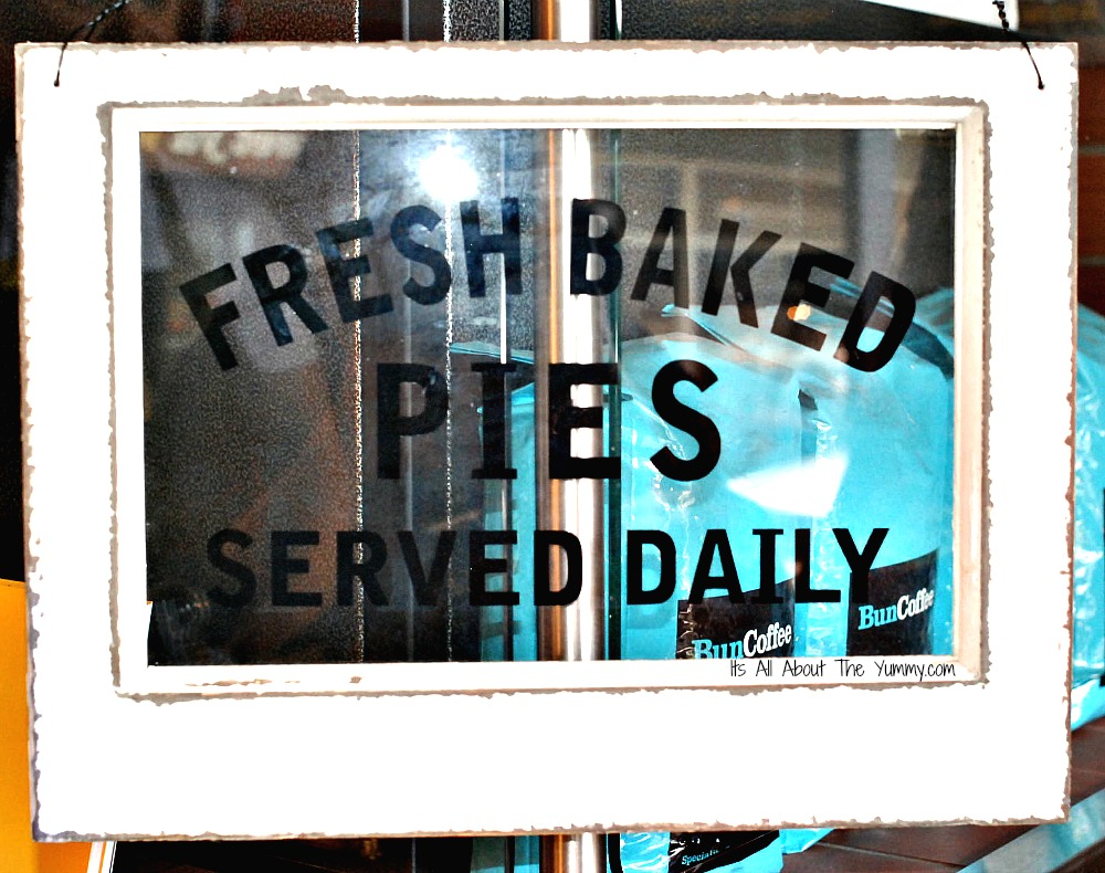 Pie Not fresh baked pies