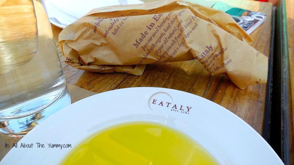Birreria, New York, NY olive oil