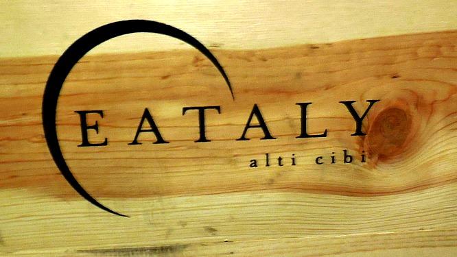 Eataly, new york city