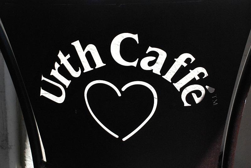 Urth Caffe, Beverly Hills Chair