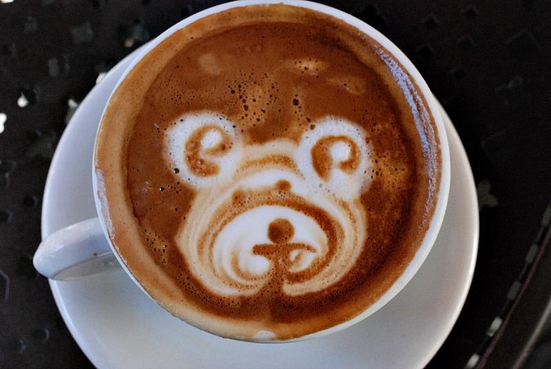 Urth Caffe Honey Vanilla Latte