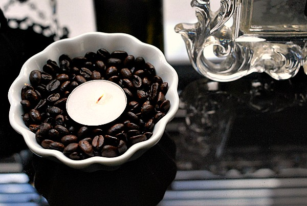 Coffee Votive frame