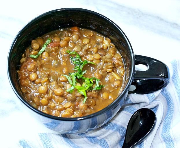 Yummy Lentil Soup