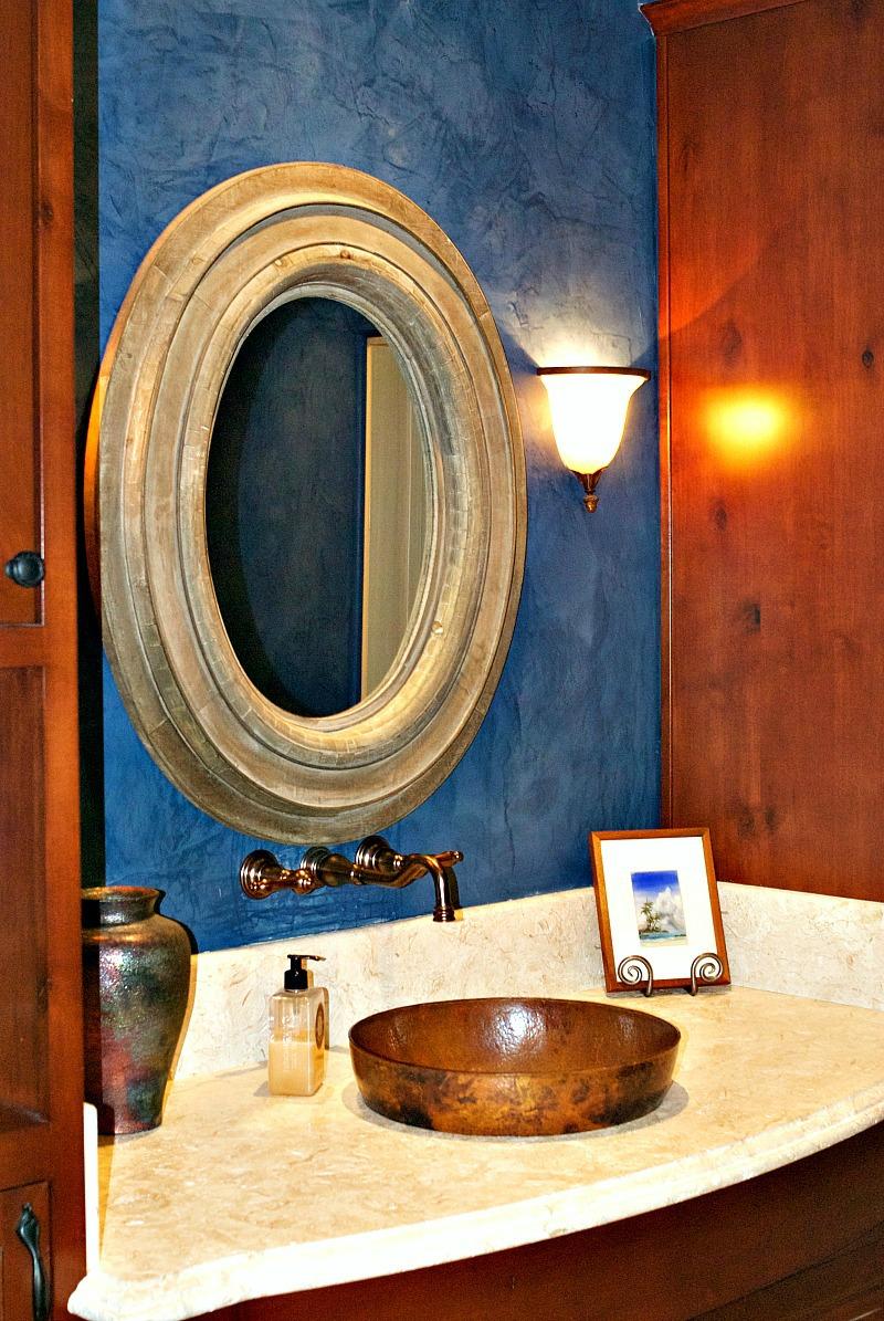 P&B guest bathroom