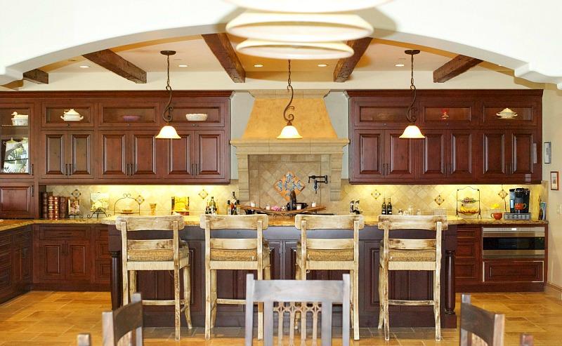 P&B kitchen