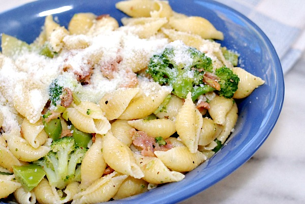 Pasta with Broccoli 1