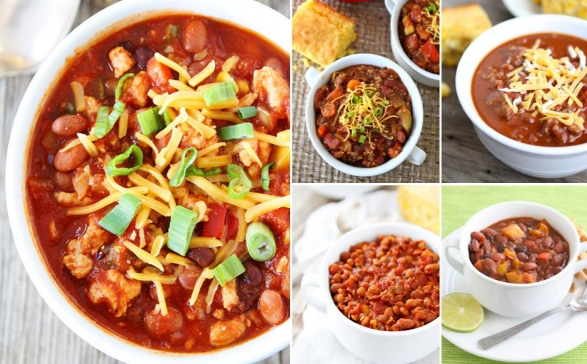 5 Chili Recipes for Super Bowl Sunday