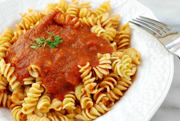 Spaghetti Sauce or marinara sauce