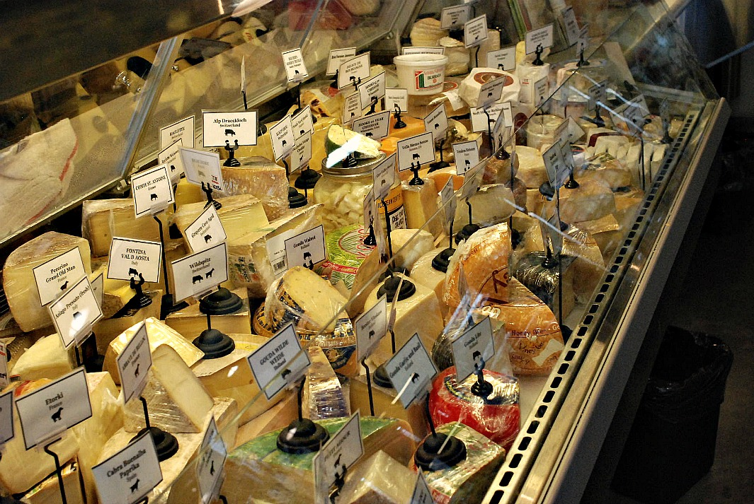 Surfas Cheese Counter