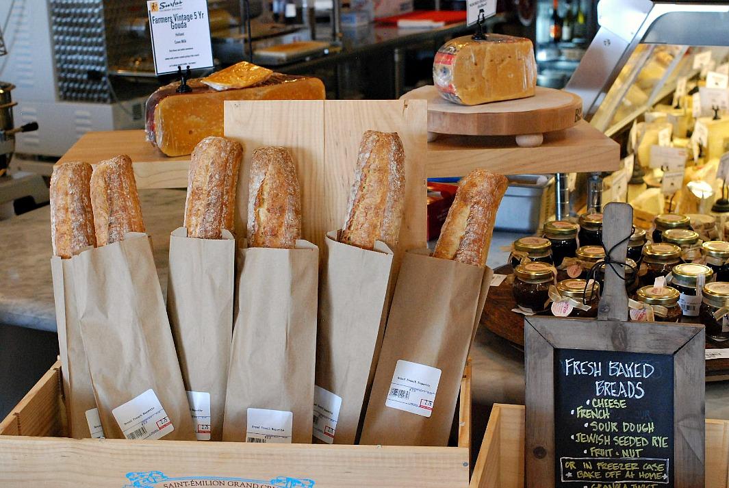 Surfas fresh bread