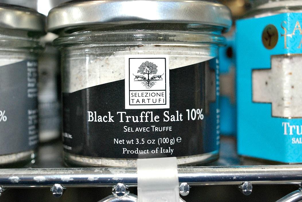 Surfas black truffle salt