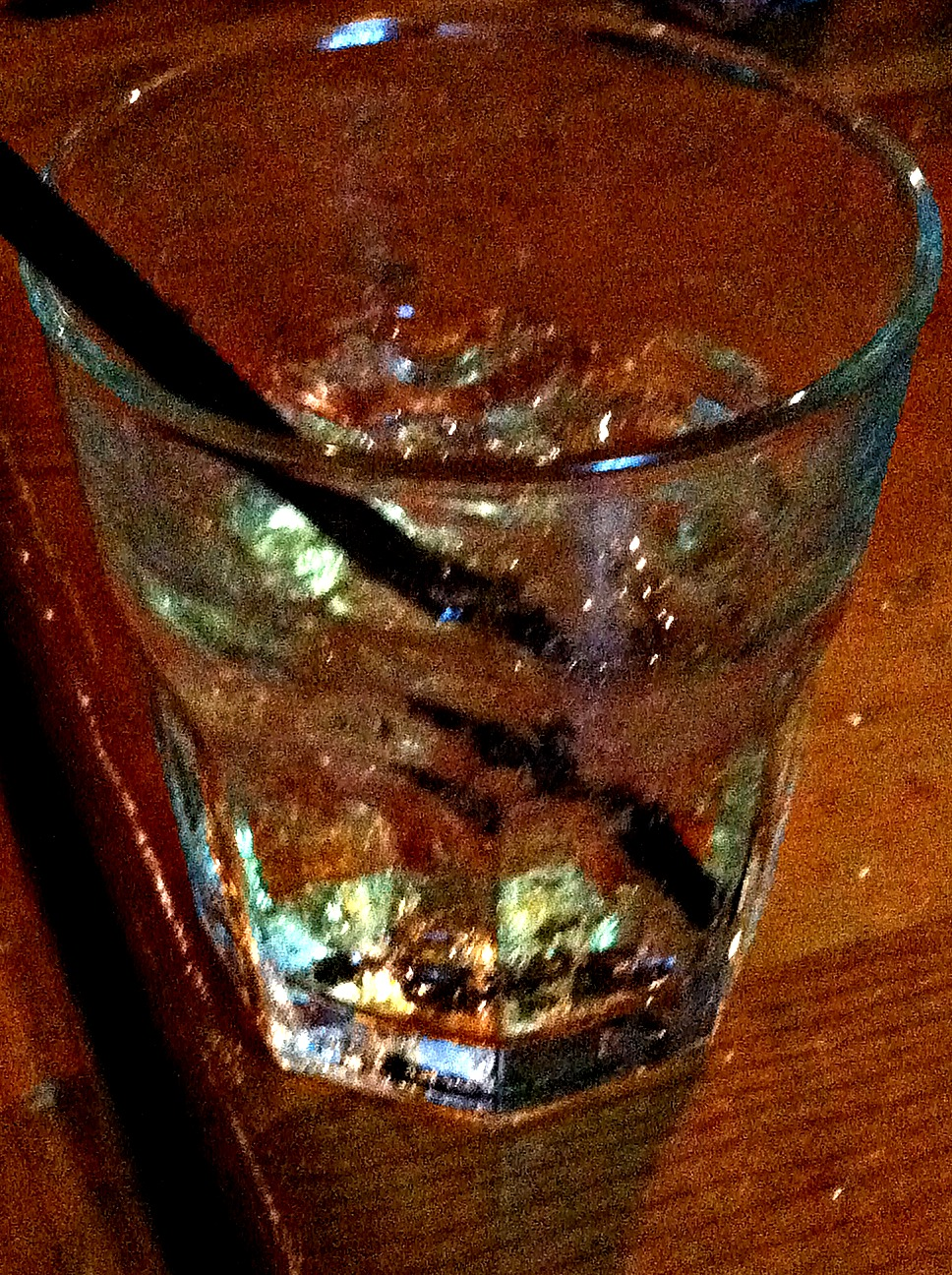 Carlsbad whiskey on the rocks