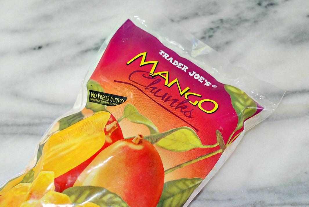 Mango Margarita mango chunks