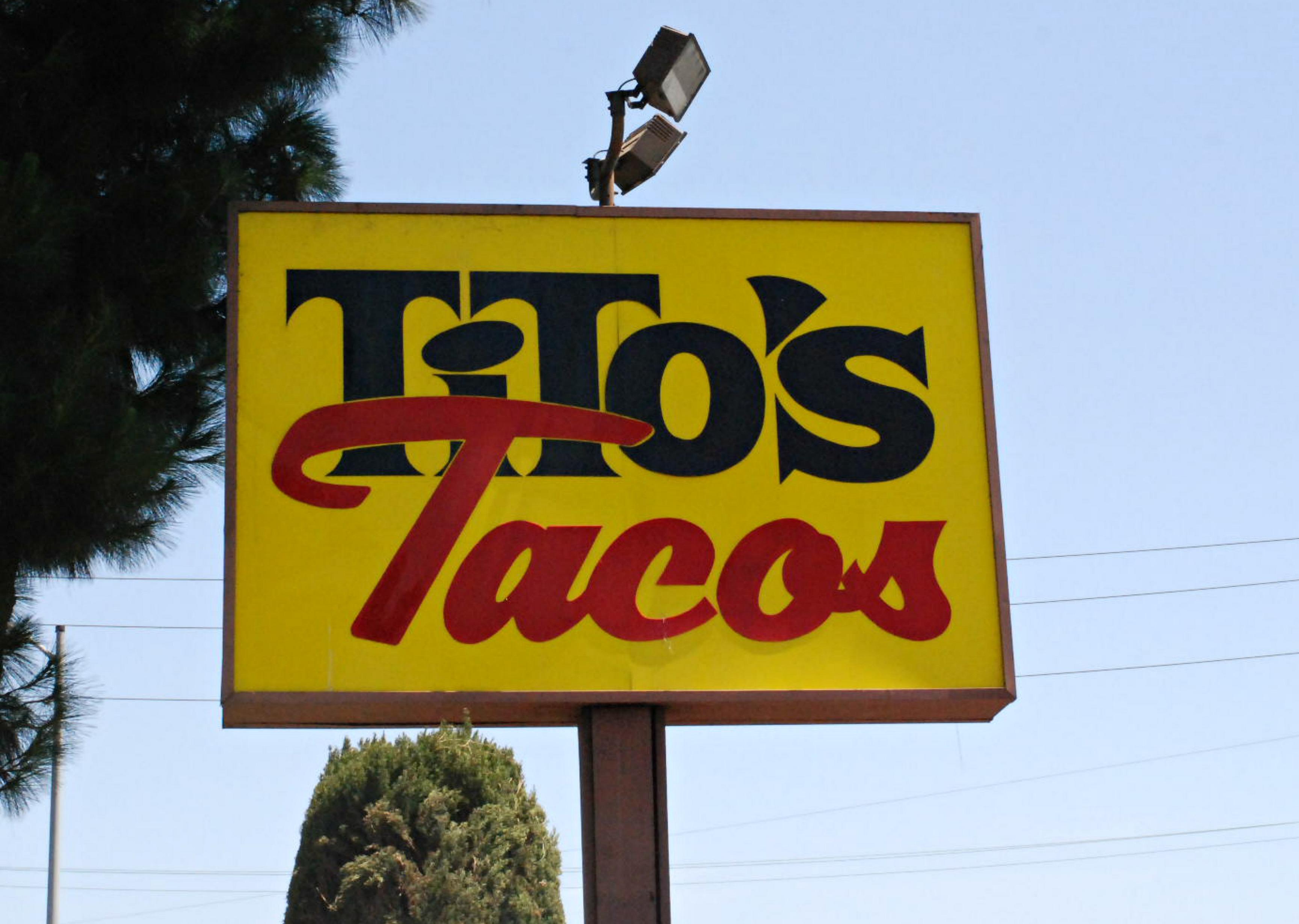 Titos Tacos, Los Angeles, California
