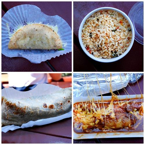 Tito's Tacos in Culver City Food