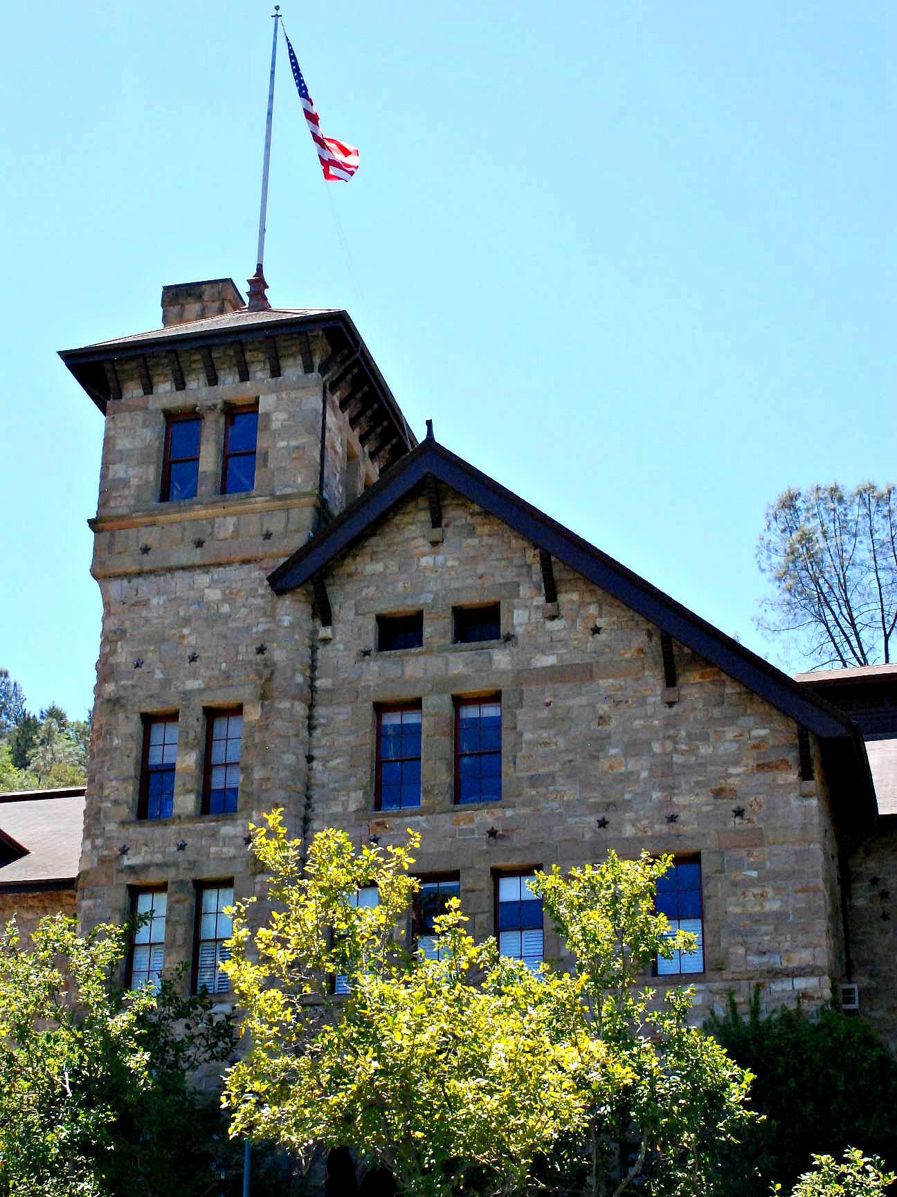 Culinary Institute of America greystone