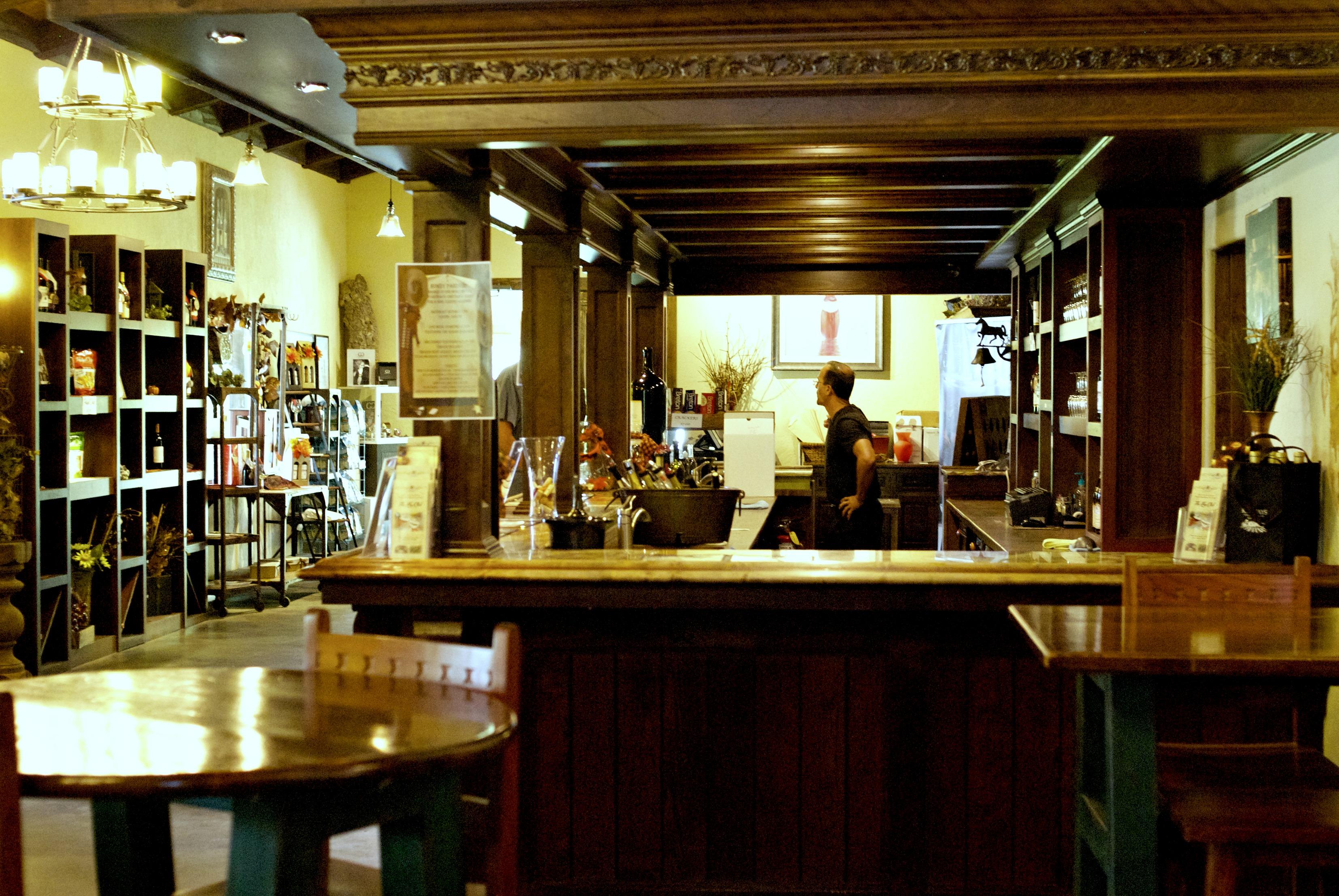 Keyways tasting bar