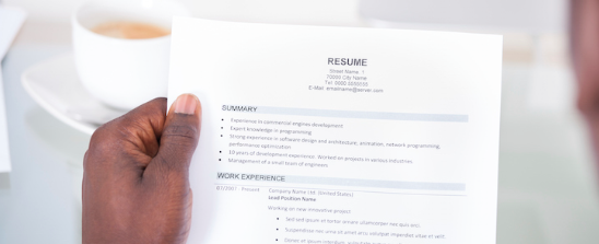 Links I Love, How to properly format your resume