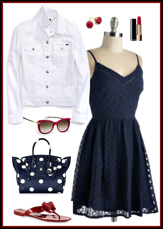 Look Fabulous On The 4th of July