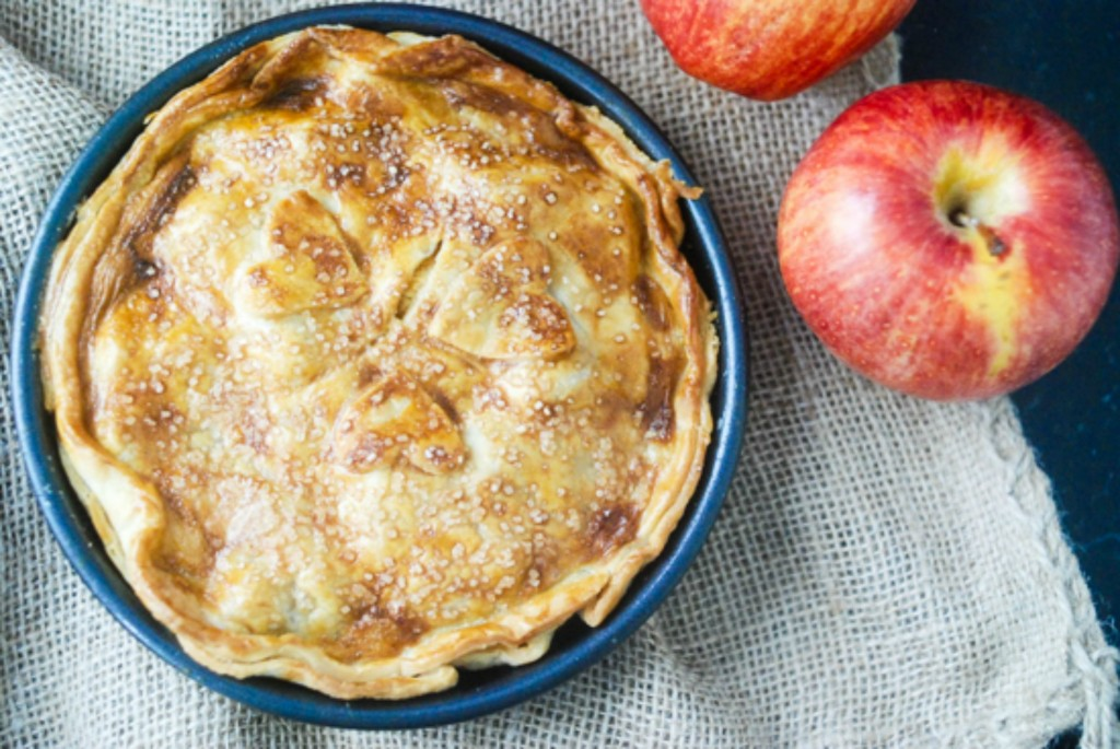 AirFryer Apple Pie