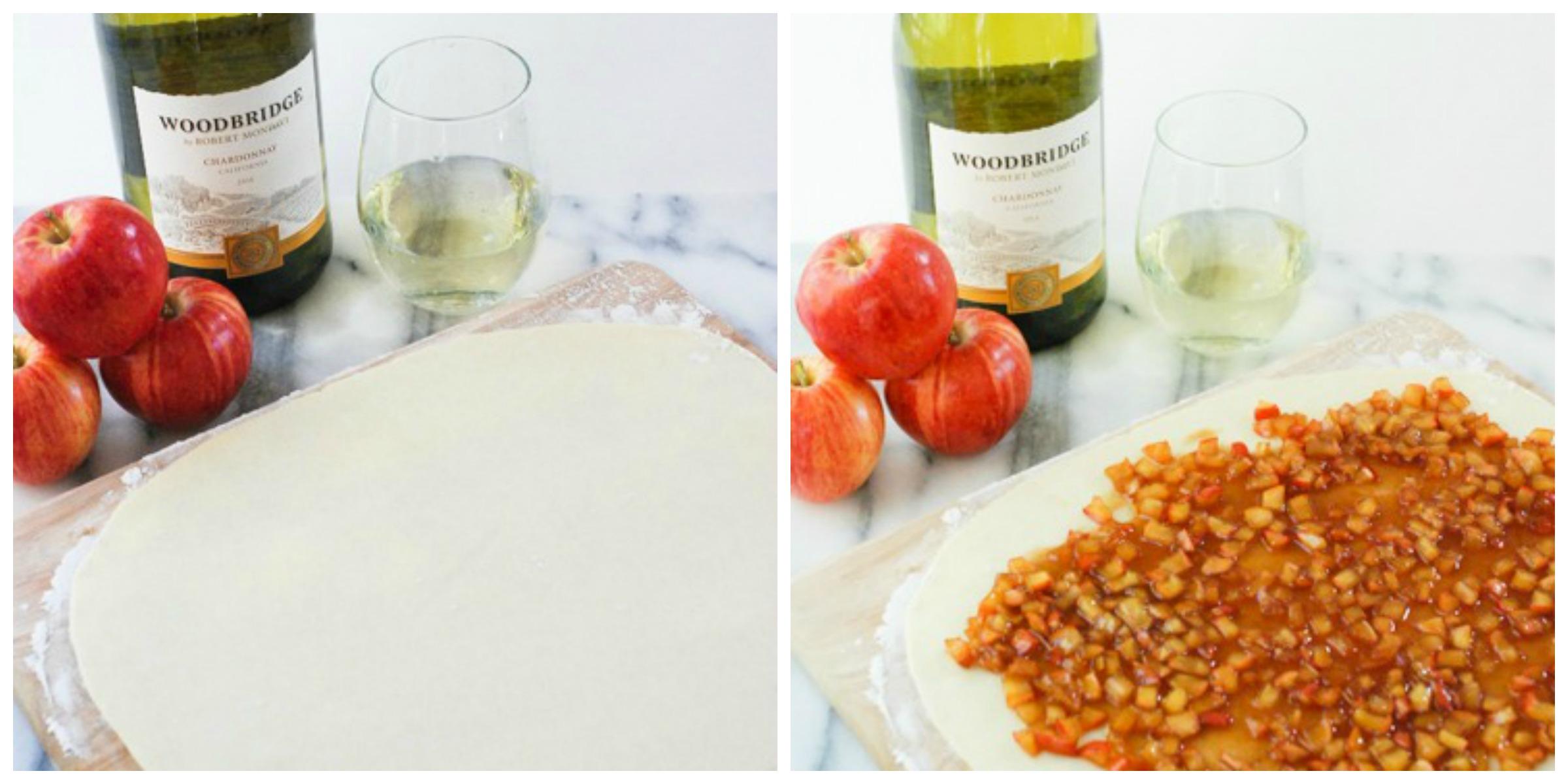 Chardonnay, cabernet sauvignon