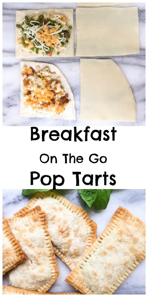 Breakfast On The Go Pop Tarts #AD #CapturingTraditions