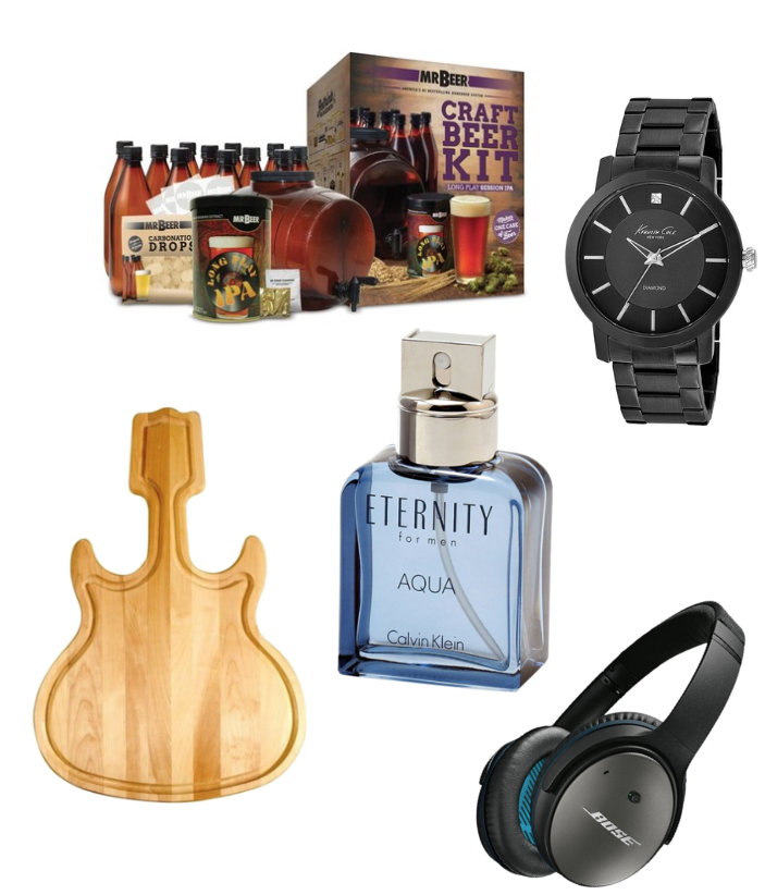 Friday Five last minute fathers day gifts